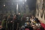 Phát hiện gần 80 đối tượng sử dụng, phê ma túy trong quán bar ở quận Gò Vấp