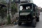 Ám ảnh xe công nông, xe tự chế ở Hà Nội
