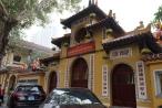 Giáo hội Phật giáo Việt Nam đang họp về trục vong ở chùa Ba Vàng