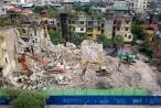 Địa ốc 7AM: Phá dỡ hai nhà tập thể cũ trung tâm Hà Nội, dự án đại siêu thị Ciputra khởi động lại