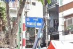 Hà Nội: Đánh số nhà như 'ma trận' tại tuyến đường Phan Kế Bính kéo dài