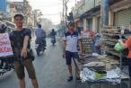 'Phố cá lóc nướng' Sài Gòn đông nghịt người ngày vía Thần tài