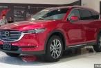 Mazda CX-8 ra mắt Malaysia, bỏ ngỏ khả năng về Việt Nam