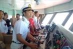 Vừa hoạt động 1 tuần, tàu cao tốc Vũng Tàu - Côn Đảo bị trục trặc