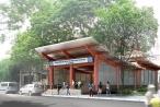 Rào chắn đường Trần Hưng Đạo phục vụ thi công ga ngầm đường sắt đô thị