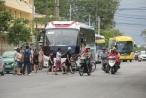 """Chủ tịch tỉnh Thừa Thiên Huế yêu cầu xử lý """"Bến xe chui"""" trên đường Đội Cung mà Pháp luật Plus phản ánh"""