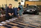 Quảng Ninh: Bắt giữ 55.000 bao thuốc lá ngoại nhập lậu