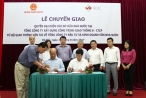 Bộ GTVT chuyển quyền đại diện sở hữu vốn tại 3 DN về SCIC