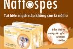 Cục An toàn thực phẩm cảnh báo không nên mua Nattospes được quảng cáo trên website 'lạ'