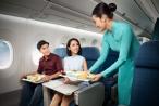 Vietnam Airlines sẽ đưa siêu máy bay A350-900 đón đội tuyển Việt Nam
