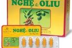 Cảnh giác với thực phẩm bảo vệ sức khỏe viên nang mềm NGHỆ & OLIU