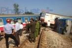 Khẩn trương khắc phục hậu quả vụ tai nạn đường sắt nghiêm trọng ở Huế
