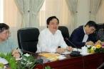 Bộ trưởng Phùng Xuân Nhạ: Ninh Thuận cần tạo ra điểm sáng về giáo dục