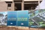 Dự án Khai Sơn Hill – Long Biên ngang nhiên thi công không phép?