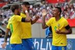 Lịch thi đấu, trực tiếp bóng đá World Cup 2018 ngày 17/6: Đức và Brazil xung trận