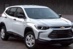 Chevrolet Tracker 2020 lộ hình ảnh tại Trung Quốc