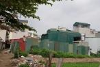 Định Công (Hà Nội): Hàng loạt công trình nhà ở xây dựng trái phép trên đất nông nghiệp?