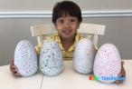 6 tuổi kiếm 11 triệu USD/năm nhờ đánh giá đồ chơi trên mạng