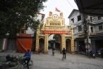 Thông điệp đặc biệt trên những cổng làng ngoại thành Hà Nội