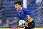 Thủ môn Bùi Tiến Dũng có cơ hội bắt chính ở đội tuyển Việt Nam?