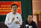 Ai nhắn tin để Phó phòng 'phù phép' các bài thi ở Hà Giang?
