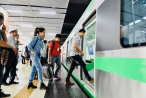 Đường sắt Cát Linh - Hà Đông vận hành thử toàn hệ thống