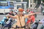Hà Nội phân luồng giao thông phục vụ Lễ Quốc tang Chủ tịch nước