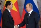 Chủ tịch nước Trần Đại Quang và những dấu ấn trên chính trường quốc tế
