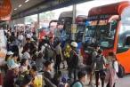 TP HCM: Vé xe Tết Nguyên đán lại rục rịch tăng đến 60%