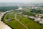 Dự án khu dân cư kiểu mẫu bỏ hoang gần 20 năm ở Sài Gòn