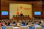 Toàn cảnh bế mạc kỳ họp thứ 4, Quốc hội khóa XIV