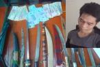 Thanh Hóa: Bắt 2 ông trùm buôn ma túy dùng 'hàng nóng'