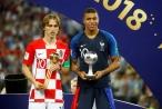 Kylian Mbappe đoạt giải Cầu thủ trẻ hay nhất World Cup 2018