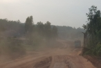 """Vĩnh Phúc: """"Đất tặc"""" hoành hành tại huyện Tam Dương"""