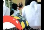 Phẫn nộ với clip nghi thầy giáo đánh học sinh trong lớp