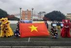 Khai mạc Giải bóng đá CLB Báo chí các tỉnh thành lần thứ IV - 2018