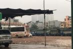 Bãi xe xây trên đất nông nghiệp, phường Mễ Trì 'ra quân' nhiều lần nhưng không xử lý được