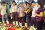 Cấm chợ đầu mối buôn bán thịt không rõ nguồn gốc