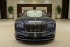 Ngắm nhìn Rolls-Royce Dawn 'hàng đặt' với sắc xanh độc đáo