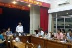 UBND Q.5 họp báo sau bãi thị của hàng ngàn tiểu thương chợ An Đông