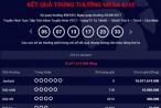 Kết quả xổ số Vietlott ngày 22/9: Giải Jackpot hơn 76 tỷ đồng tìm chủ nhân may mắn