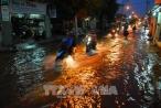 TP Hồ Chí Minh: Cần giải pháp hiệu quả cho vấn đề ngập nước do triều cường