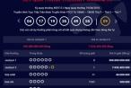 Kết quả xổ số Vietlott 21/4: Thêm người may mắn trúng 7 tỷ đồng