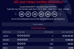 Kết quả Vietlott 22/4: Giải Jackpot hơn 29 tỷ chưa tìm được người chơi may mắn