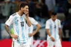 Những khoảnh khắc bất lực của Messi trong trận thảm bại trước Croatia