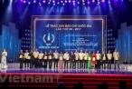 105 tác phẩm báo chí xuất sắc được trao giải Báo chí Quốc gia 2017
