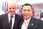 Ông Trần Quốc Tuấn rút lui, không tranh cử Chủ tịch VFF