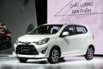 Toyota Wigo chính thức ra mắt, giá ngang Grand i10