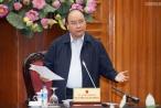 Thủ tướng làm việc về thúc đẩy sản xuất kinh doanh, bảo đảm mục tiêu tăng trưởng