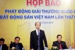 Chính thức phát động giải thưởng quốc gia bất động sản Việt Nam